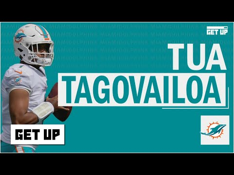 Evaluating Tua Tagovailoa's rookie season with the Dolphins: Will Miami draft another QB?   Get Up