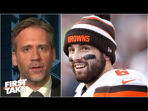 Baker Mayfield can lead the Browns to an upset against the Steelers – Max Kellerman | First Take