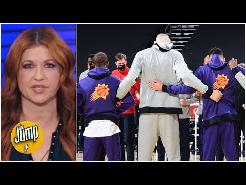 How the sports world reacted to the riots at the U.S. Capitol | The Jump