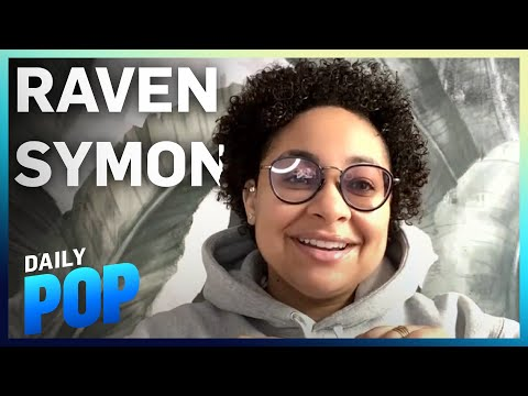 "Raven-Symoné Talks ""Celebrity Game Face,"" ""The View"" & More 