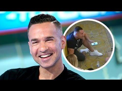 """The Situation Still Gets Surprised By """"Jersey Shore"""" Cameras"""