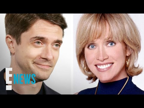 Topher Grace Pays Tribute to Late Costar Tanya Roberts | E! News