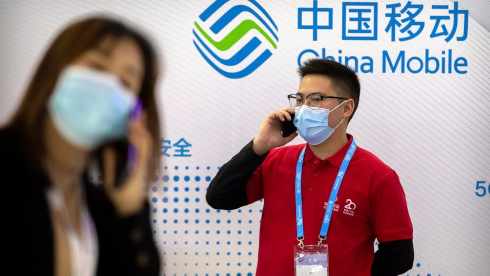 NYSE withdraws plans to delist 3 Chinese phone carriers