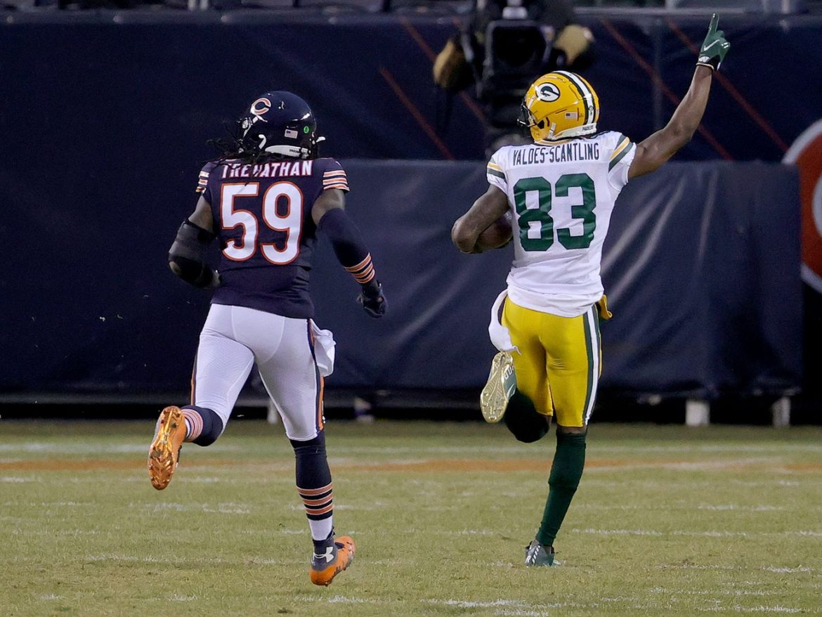 Bears backing into playoffs likely means Pace, Nagy, Trubisky stay despite disarray