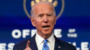 Biden press secretary won't say if White House visitor logs will be published