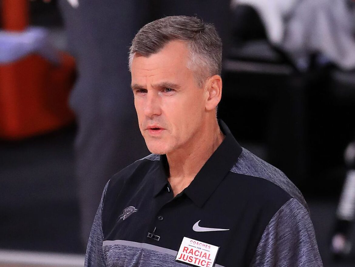 Bulls coach Billy Donovan shoots straight from the hip … and the moon