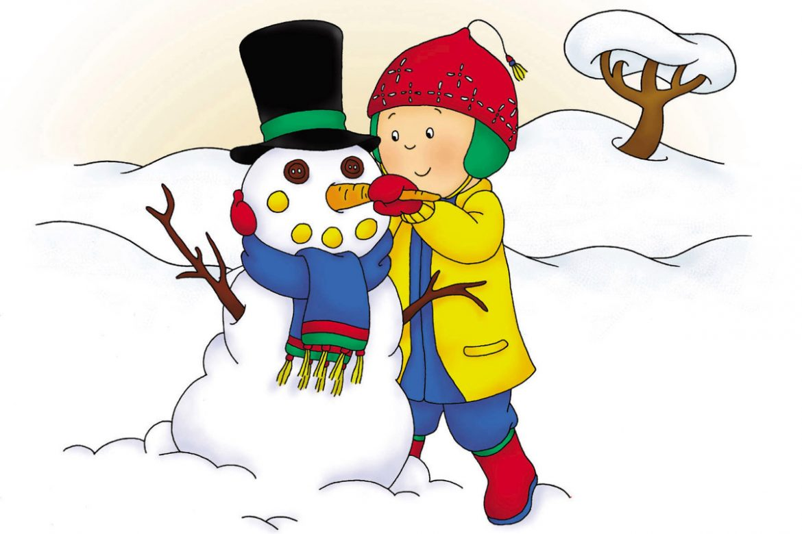 Parents are thrilled to see 'little brat' TV show 'Caillou' canceled