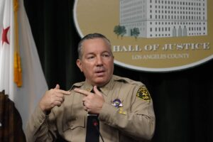 State investigates Los Angeles County Sheriff's Department
