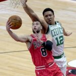 Bulls lose to Celtics in familiar fashion, leaving another bad taste