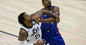 Clippers' Serge Ibaka 'definitely' will play Wednesday; Lou Williams a question mark