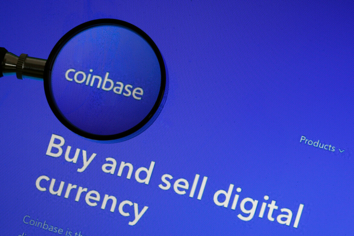 Cryptocurrency exchange Coinbase to go public via direct listing