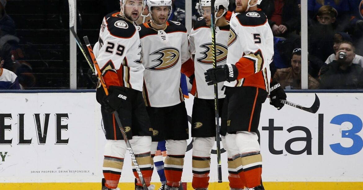 Ducks hope mixture of veterans and youngsters can end playoff drought