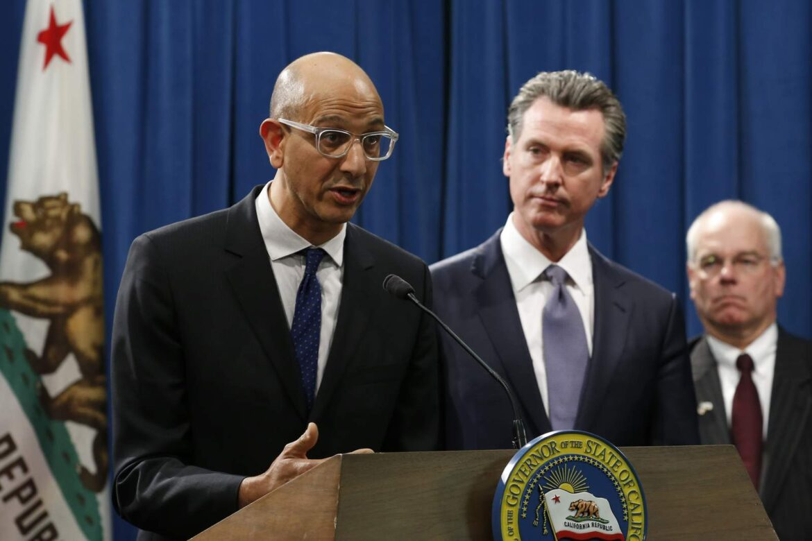 It's a secret: California keeps key virus data from public
