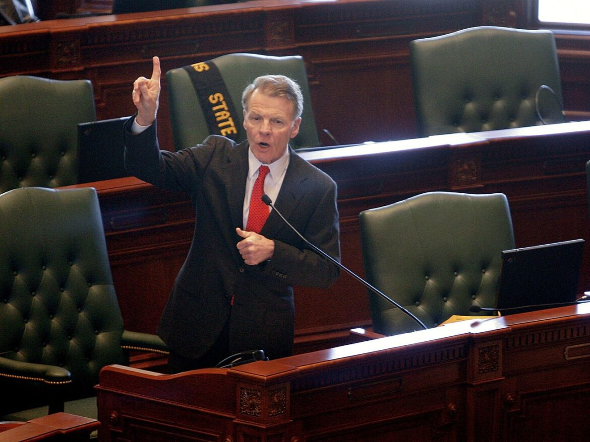 Madigan's rise and fall: From the back of a dump truck to the political driver's seat — to the side of the road