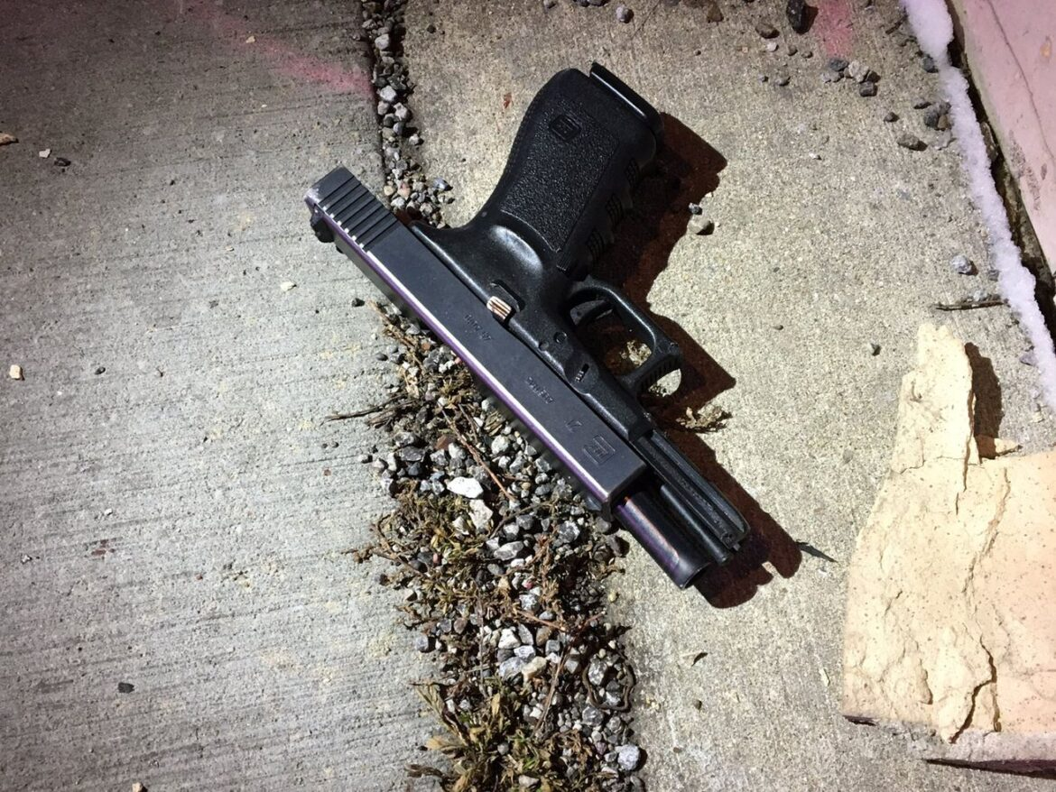 Gun used in Chicago-to-Evanston murder spree tied to past shootings in Chicago