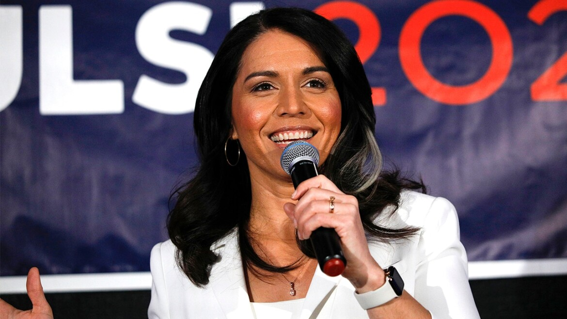Gabbard: Pelosi's 'enemy is within the House' claim is like 'match into a tinderbox'