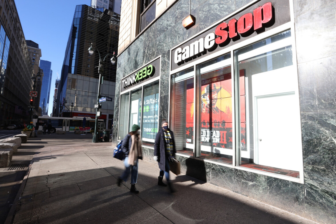 Hedge fund Melvin Capital takes big hit from GameStop