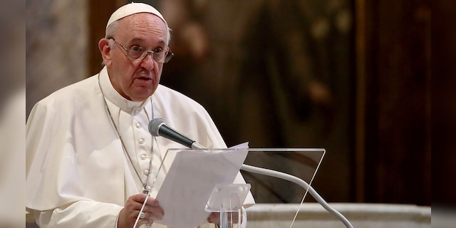 Pope Francis 'saddened' by news that people went 'on holiday' to avoid lockdowns