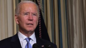 Biden suggests delayed impeachment timeline may be 'better'