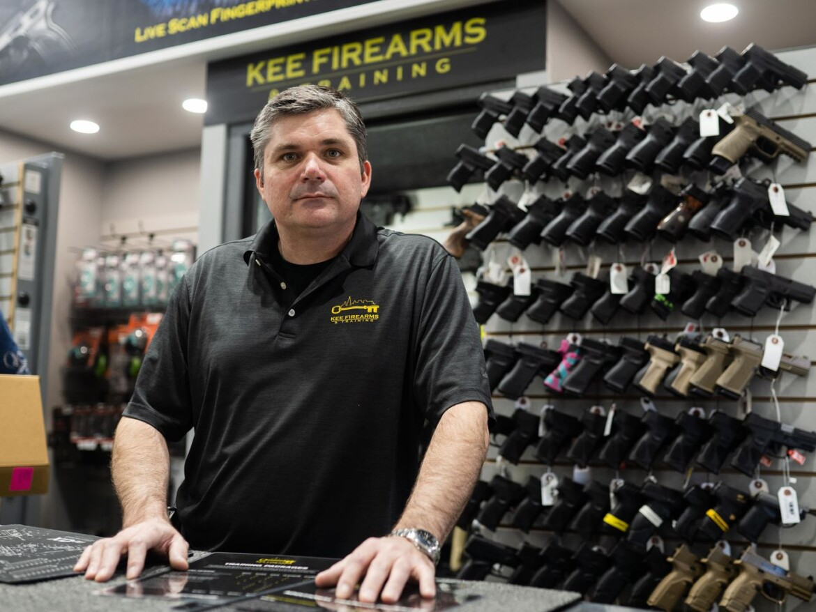 Stocked and loaded: Chicago area gun dealers say record sales since Jan. 6 driven by 'fear, plain and simple'