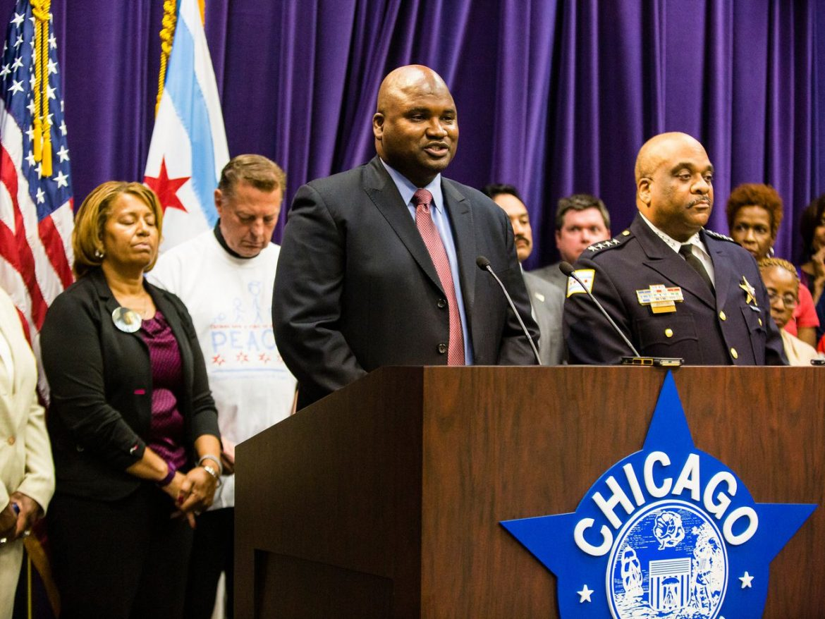 Key Black state lawmakers expect reform bill to improve police-community relations — but cops say it would make Illinois 'unsafe'