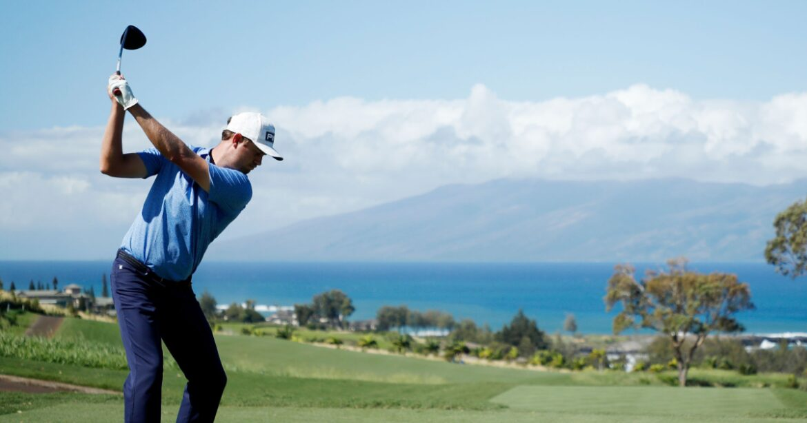Harris English wins in playoff at PGA Sentry Tournament of Champions