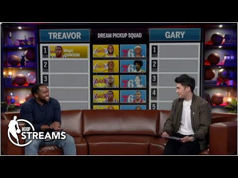 Building the best pickup squad from all-time Lakers and 76ers players | Hoop Streams