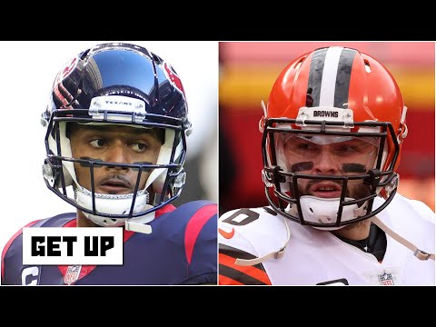 Baker Mayfield responded to a tweet about Deshaun Watson going to the Browns   Get Up