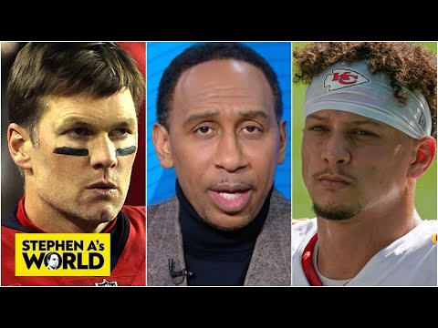 Stephen A. makes his betting picks for Super Bowl LV | Stephen A's World