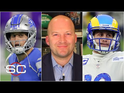 The Rams got a huge upgrade in Matthew Stafford over Jared Goff – Tim Hasselbeck | SportsCenter