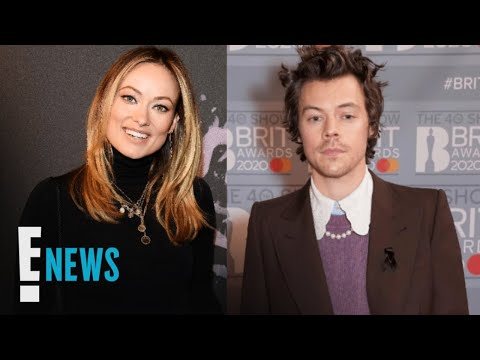 Harry Styles & Olivia Wilde Spotted Holding Hands at Wedding | E! News