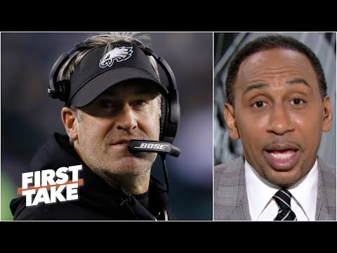 Stephen A. says Doug Pederson deserves to redeem himself with the Eagles next season | First Take