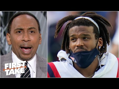 'No way in hell' Cam Newton is still a starting QB in the NFL – Stephen A. | First Take