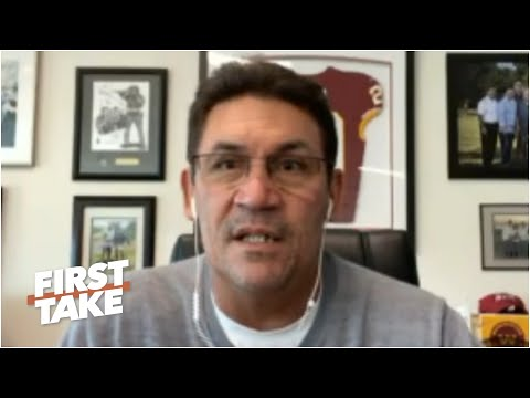 Ron Rivera explains how the Washington Football Team is striving for a culture change | First Take