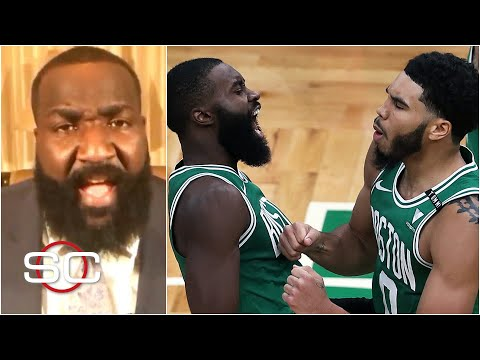 Jaylen Brown and Jayson Tatum are a top 3 duo in the NBA – Kendrick Perkins | SportsCenter