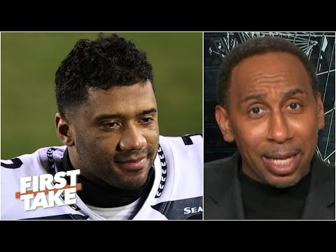 Stephen A.: I'll 'roll with Russell Wilson' and the Seahawks over the Rams | First Take