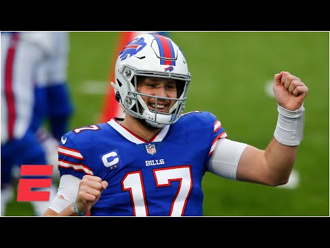 Can Josh Allen lead the Bills' to wins in the playoffs? | KJZ