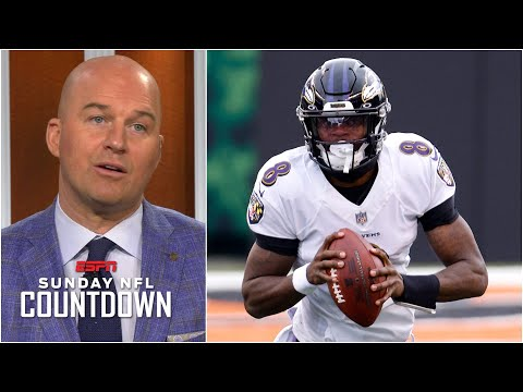 What does Lamar Jackson need to do to win his first playoff game? | NFL Countdown