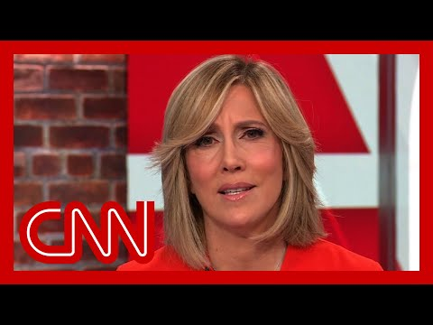 'Untethered from reality': Alisyn Camerota calls out Trump supporters