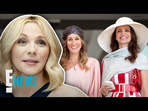 "Kim Cattrall Subtly Addresses ""Sex and the City"" Reboot 