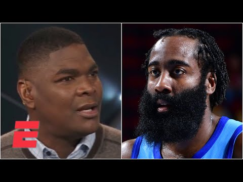 The Nets acquire James Harden in a blockbuster deal | NFL Live