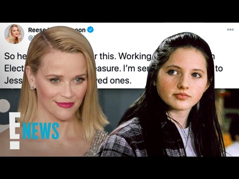 "Reese Witherspoon Reacts to ""Election"" Costar's Death 