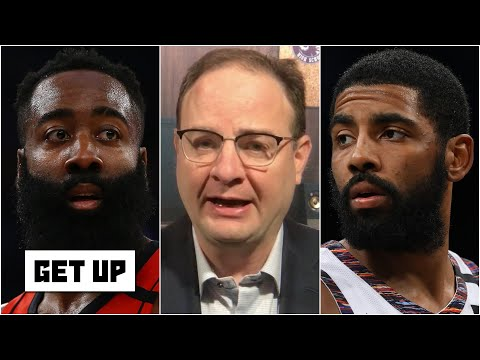 What James Harden to the Nets means for Kyrie Irving's future in Brooklyn   Get Up