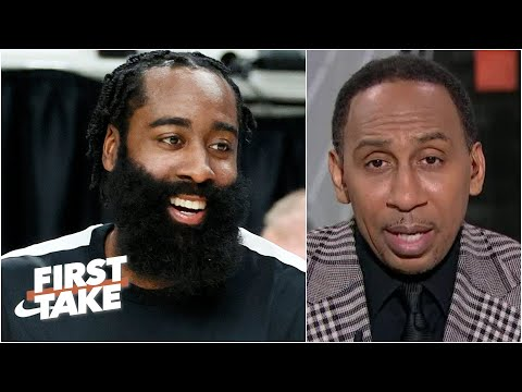 Are the Rockets winners or losers in the James Harden trade? | First Take