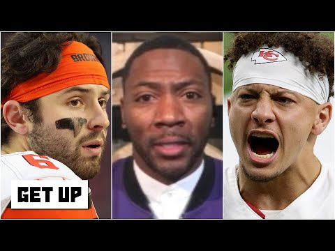 Discussing the keys to the Browns defeating the Chiefs in the playoffs | Get Up