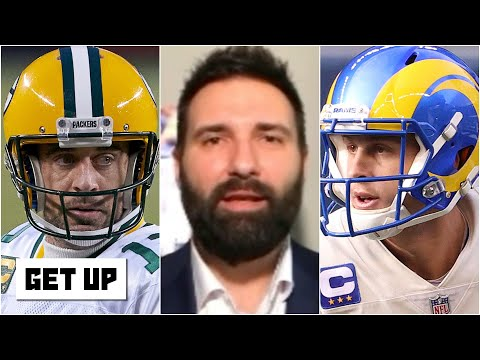 Packers vs. Rams: Previewing the NFC Divisional Round matchup | Get Up
