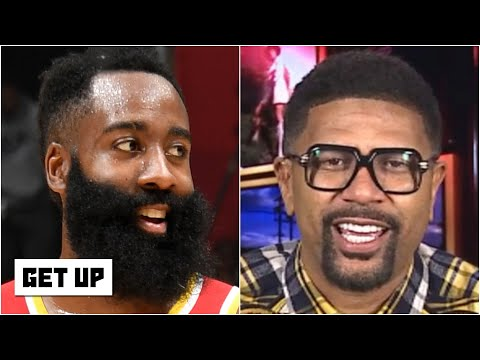 James Harden being traded to the Nets is 'outstanding' for the NBA – Jalen Rose   Get Up