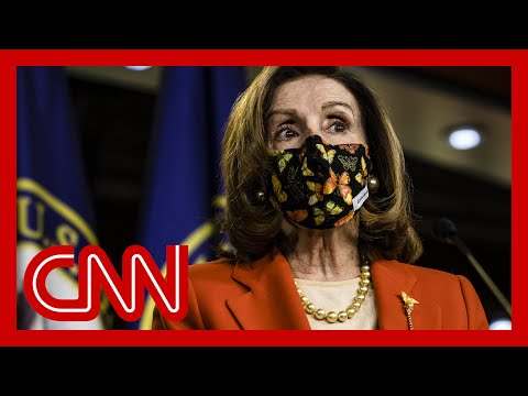Furious Pelosi calls out Capitol riot 'punk'