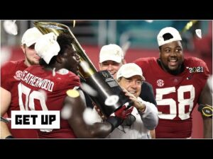 Was this season's Crimson Tide the best team Nick Saban has coached at Alabama? | Get Up
