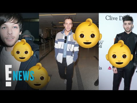 One Direction Dads: From Zaddy to Daddy | E! News